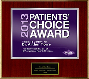 2013 Patient's Choice Award