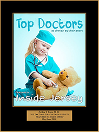 Top Docs Kids Inside Jersey 2018