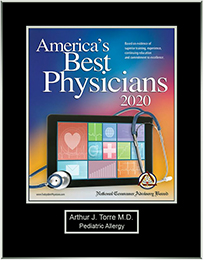2020 America's Best Physicians