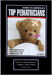 Top Pediatricians in America 2011 Award